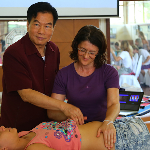 Massaggio Addominale Chi Nei Tsang