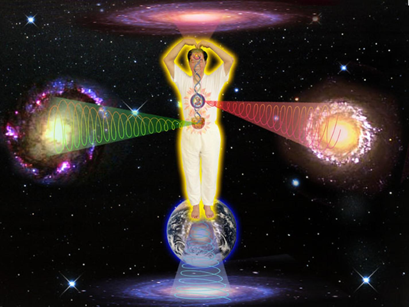 Cosmic Chi Kung Universal Healing Tao Italia